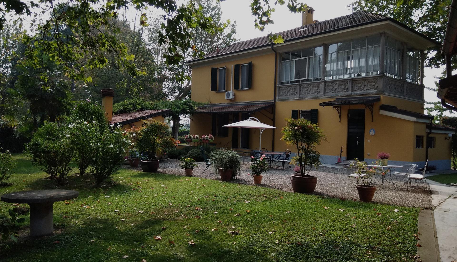 Villa Parco Ticino